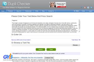 Duplichecker.com - Kiểm tra bài viết chuẩn SEO