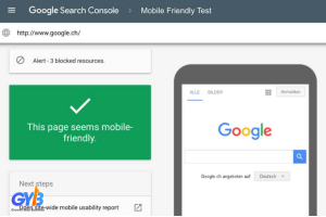 Mobile-Friendly Test - Kiểm tra bài viết chuẩn SEO
