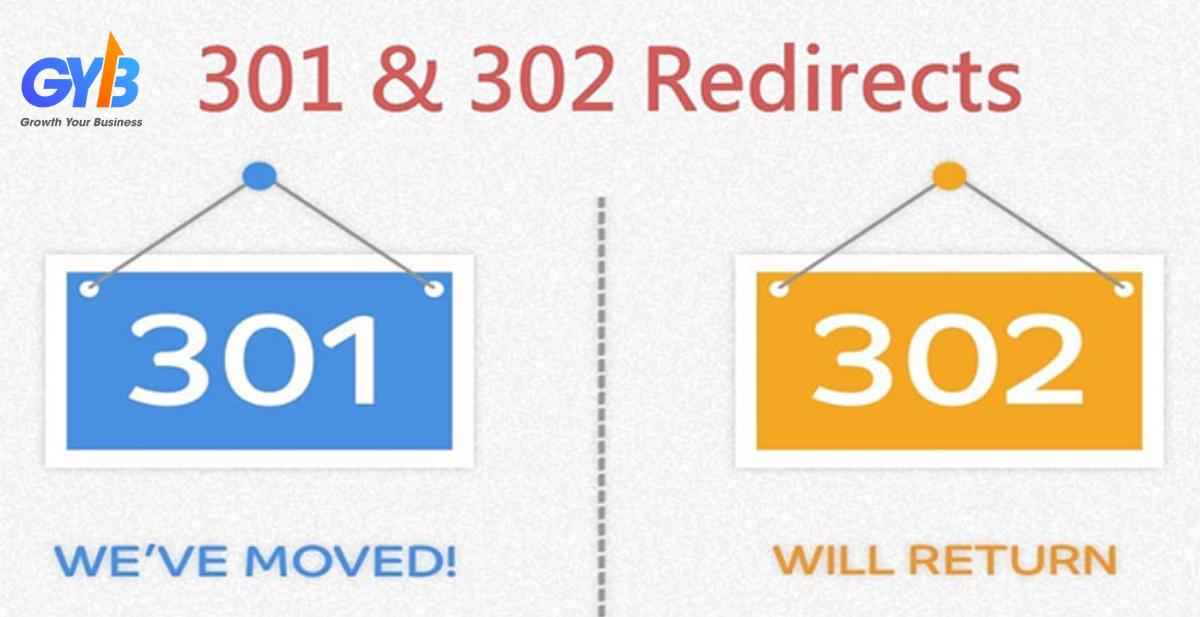 Khi nào nên dùng redirect 301